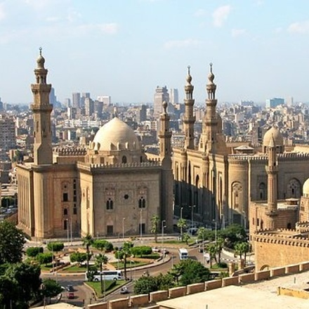Historic Egypt & Ghana