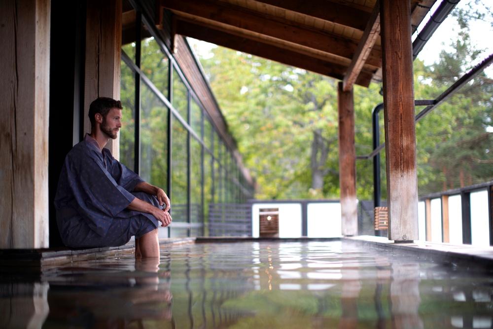 Sommar på Yasuragi. Skapa din egen retreat.