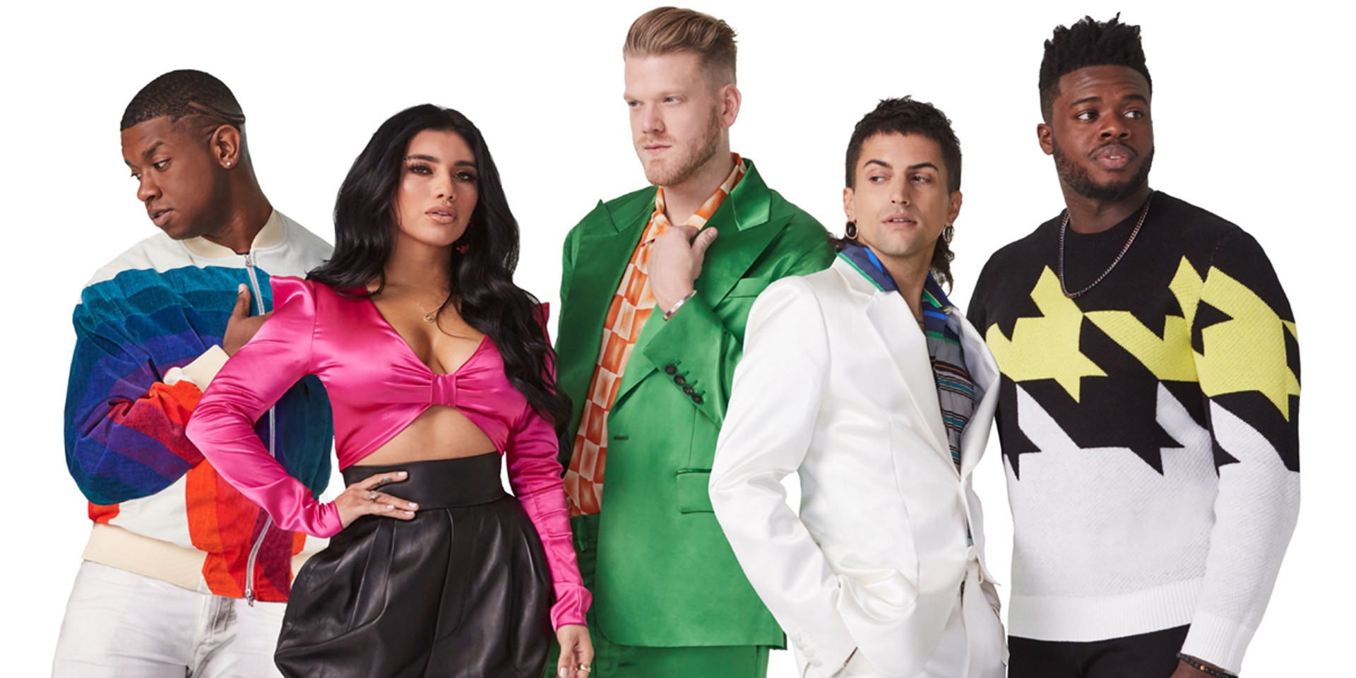 Pentatonix is returning to Singapore in 2020 for The World Tour