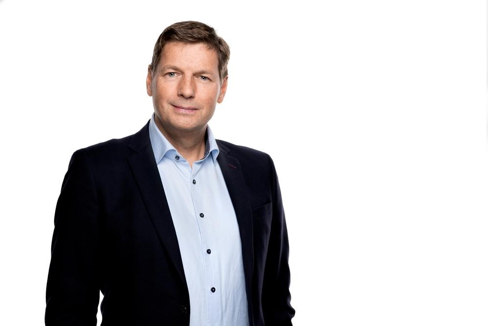 Svante Hagman, styrelseordförande för BIM Alliance