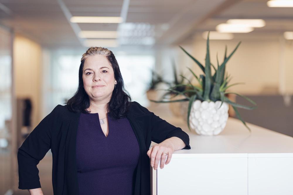 Anna Benderius, VD Almi Jönköping