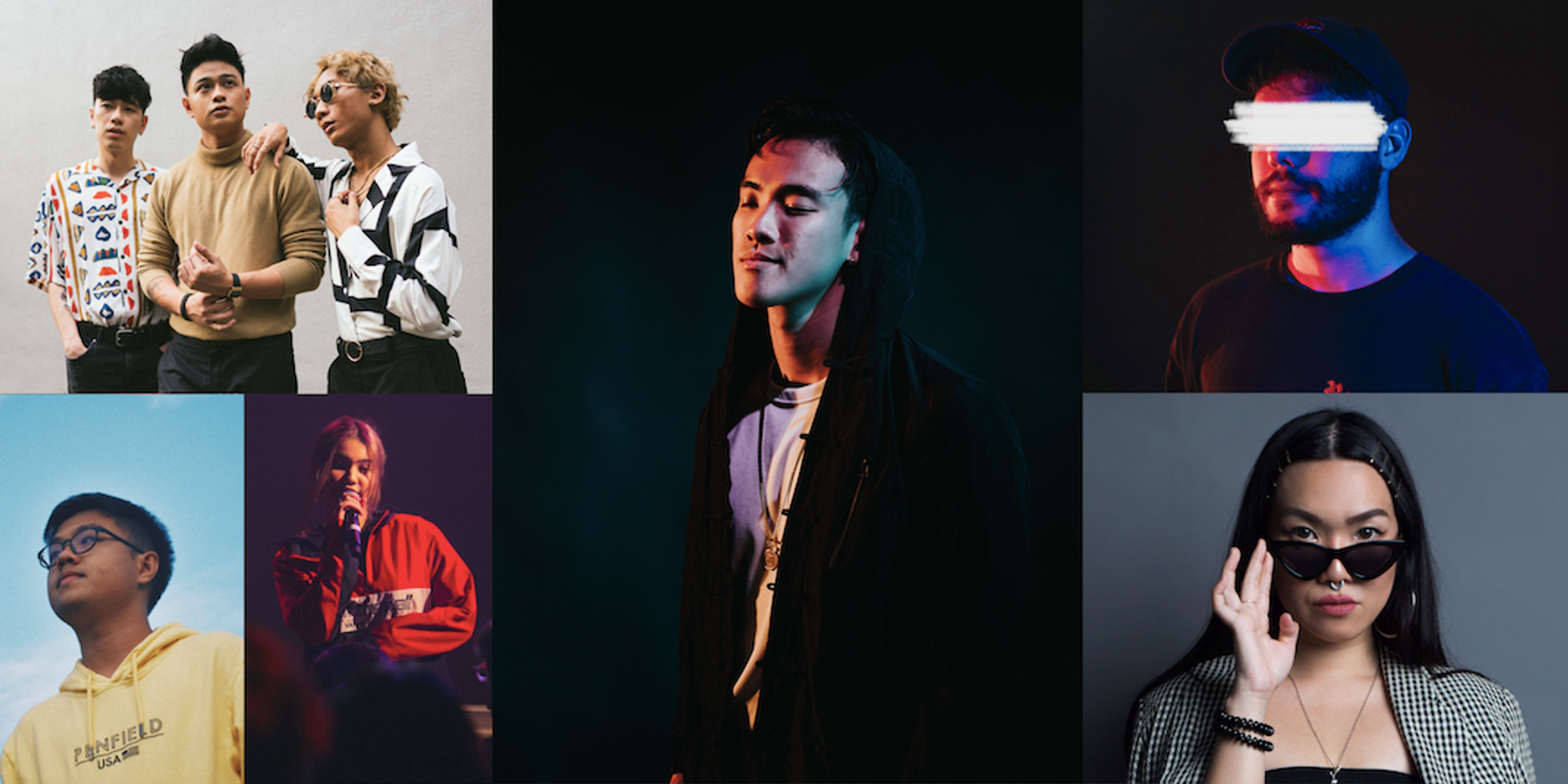 Journey through Sound Port with some favourite electronic tunes from MYRNE, Shye, YAØ and more