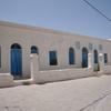 Exterior, Slat Ribi Avraham Small Quarter, Djerba (Jerba, Jarbah, جربة), Tunisia 7/9/2016, Chrystie Sherman