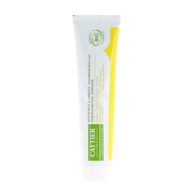 Dentifrice Citron Renforce les Gencives