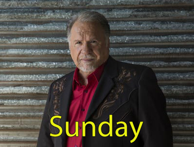 ODBD - Gene Watson - May 17, 2020, doors 2:15pm (SUNDAY)
