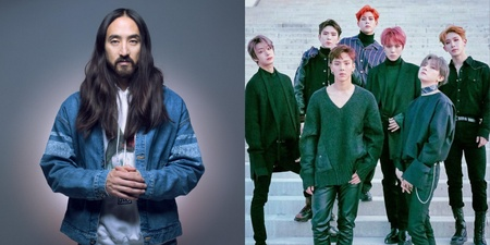 Steve Aoki and MONSTA X release English version of 'Play It Cool'