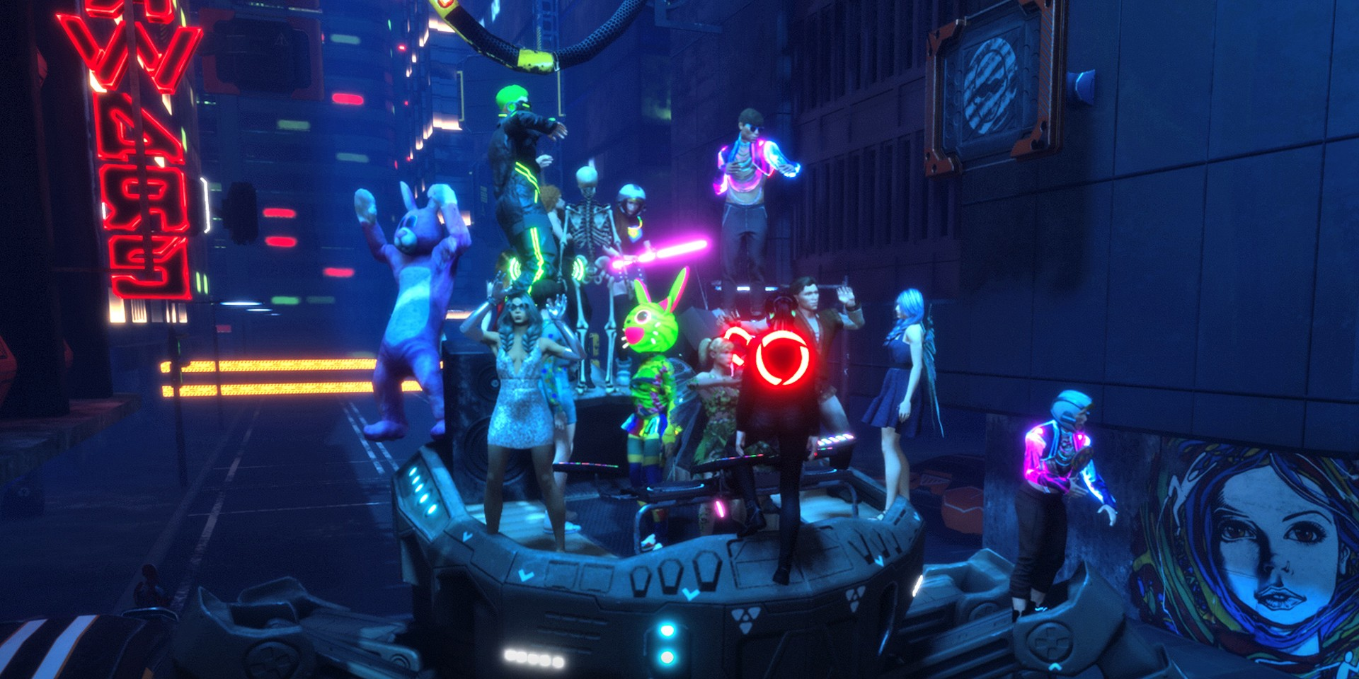 Enter the world of Sansar: Virtually catching concerts in the middle of a global pandemic