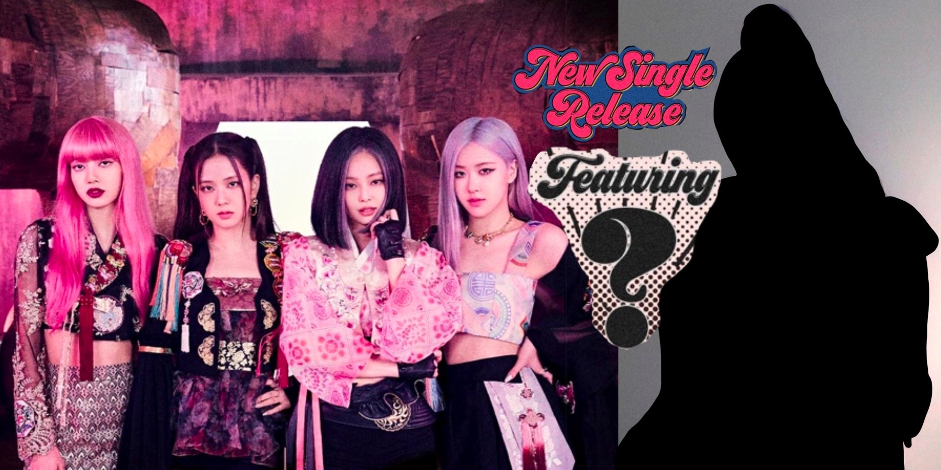 Blackpink hints at collaborative single with mystery guest