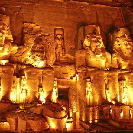 Abu Simbel Sun Festival, Egypt