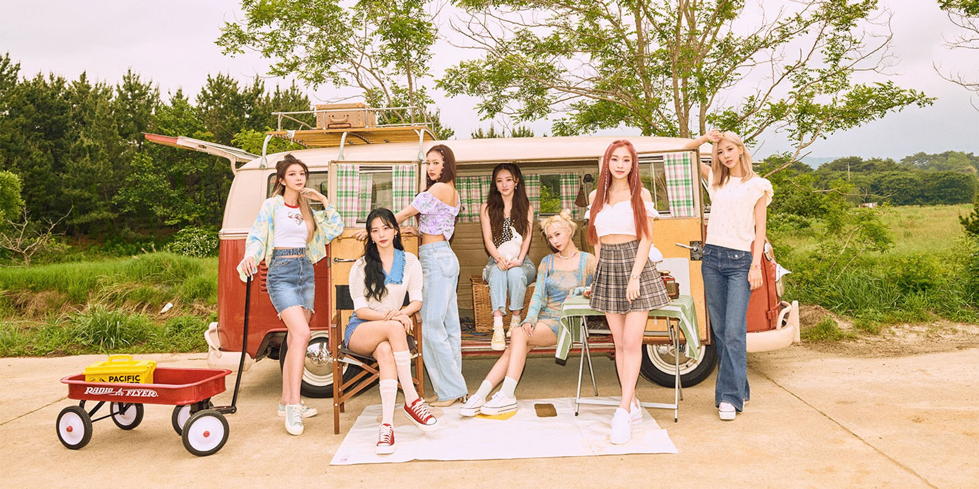 Dreamcatcher talk about the concept of their latest album '[Summer Holiday]'