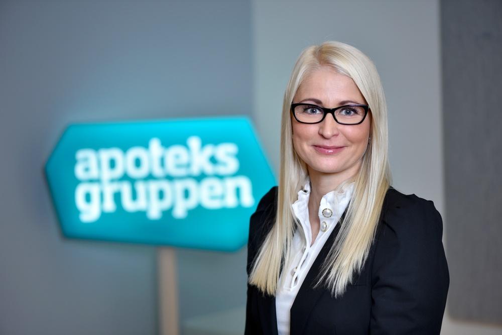 Anna Bergstedt, Kommunikation- och Marknadsdirektör