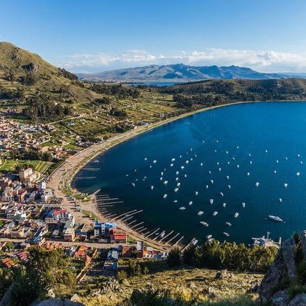 Andes, Patagonia & Las Guyanas
