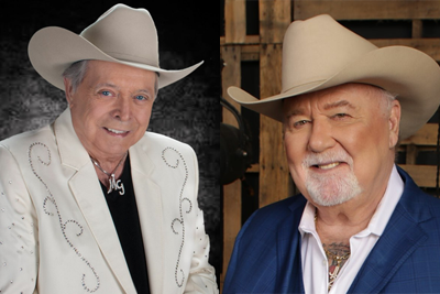 ODBD - Mickey Gilley & Johnny Lee - March 12, 2022, doors 7:00pm (LATE SHOW)