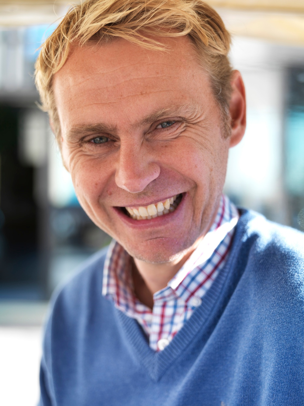 Henrik Jönne, vd Hotel Skansen