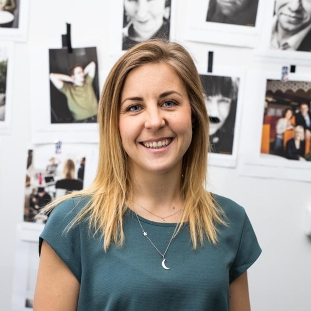 Ida Herbertsson, Portfolio Manager for Fast Track Capital at Minc