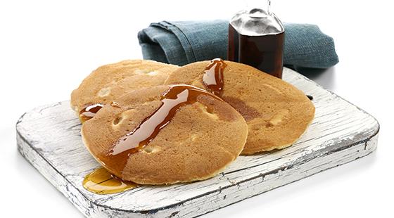 Brakes gluten-free pancakes