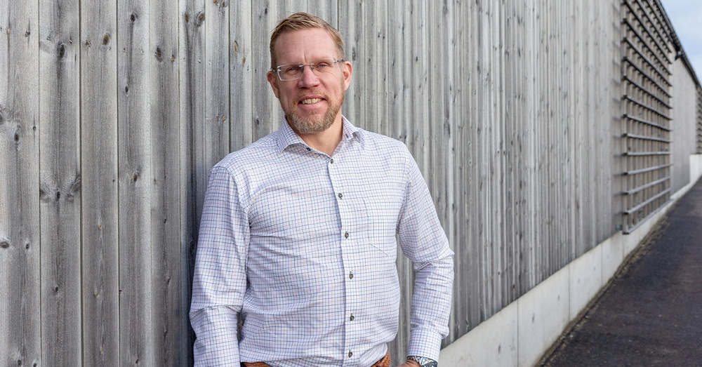 Derome satsar i Småland och ny regionchef blir Andreas Berg
