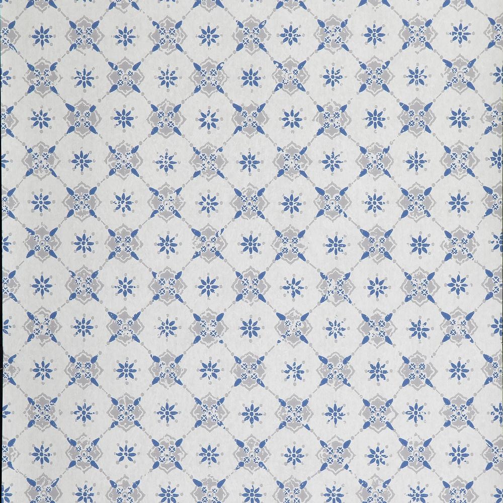 043-02 Karolina blå/grå