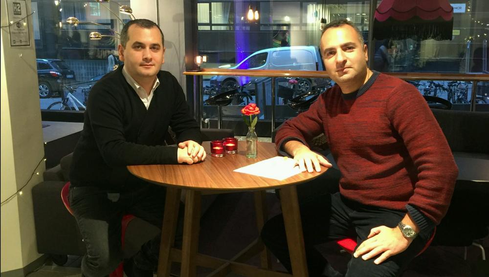 Grundarteamet Andranik Durgaryan och Armen Aghinyan mottog pris som en av de tjugo bästa affärsidéerna i Venture Cups idétävling IDEA.