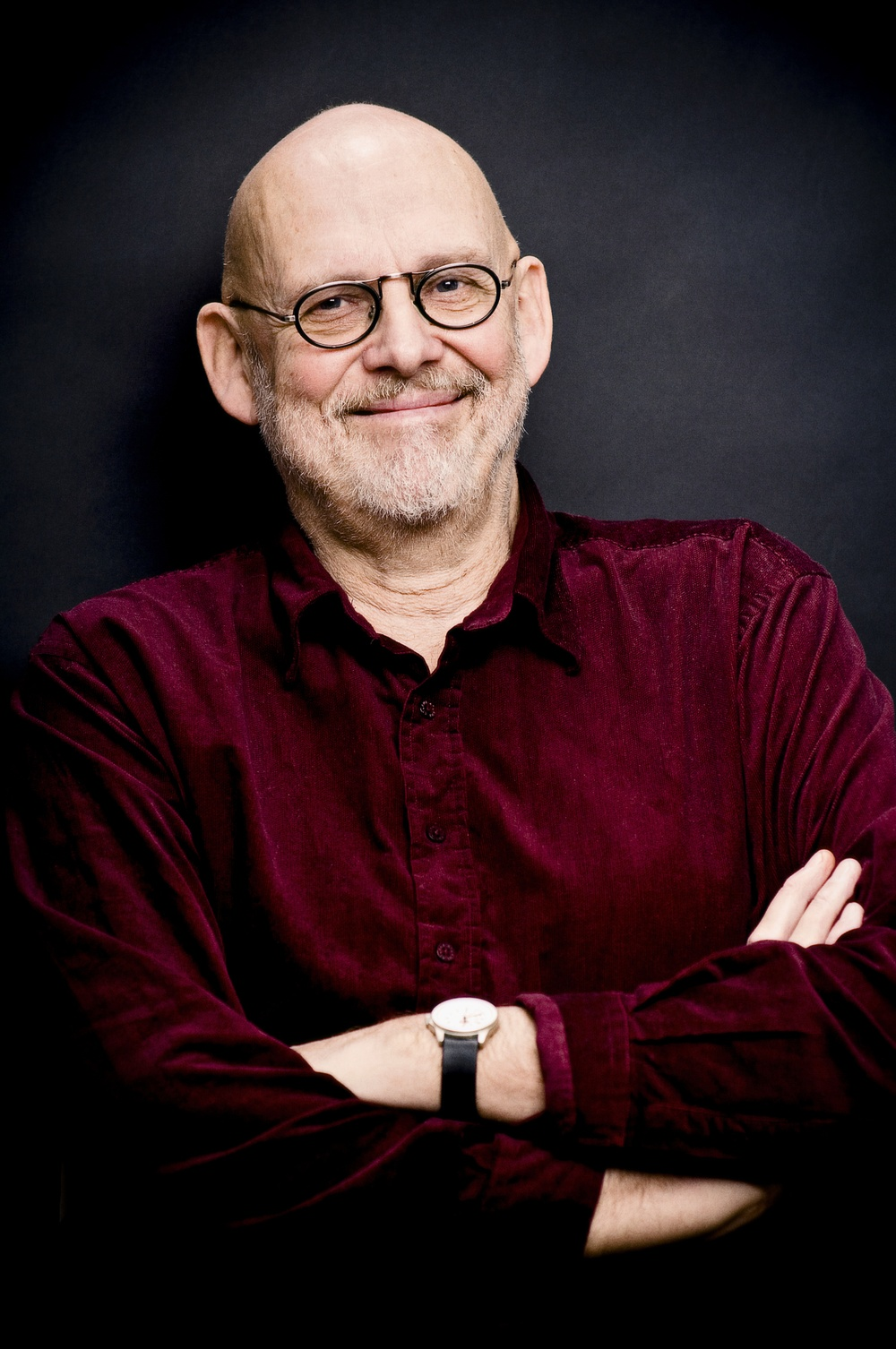 Jan Lööf årets Knut V Pettersson-stipendiat. Foto: Stefan Tell