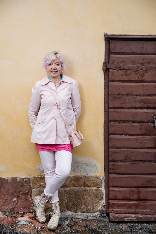Lisbeth Pipping, medverkar i Våga bli berörd, på Berättarfestivalen 2020.
