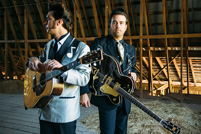 ODBD - Malpass Brothers - August 14, 2021, doors 6:45pm (LATE SHOW)