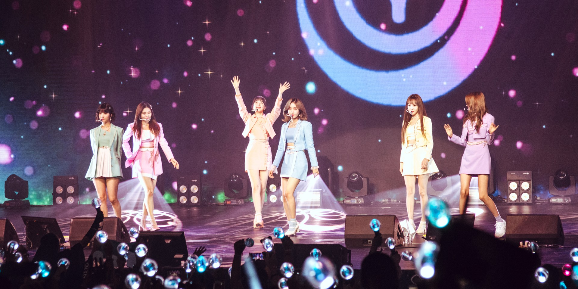 GFRIEND (여자친구) rekindled memories and celebrated love and friendship with Buddies at their Manila show – gig report