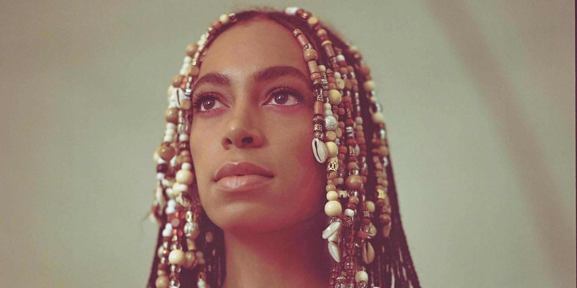Solange teases possible upcoming album with cryptic clip