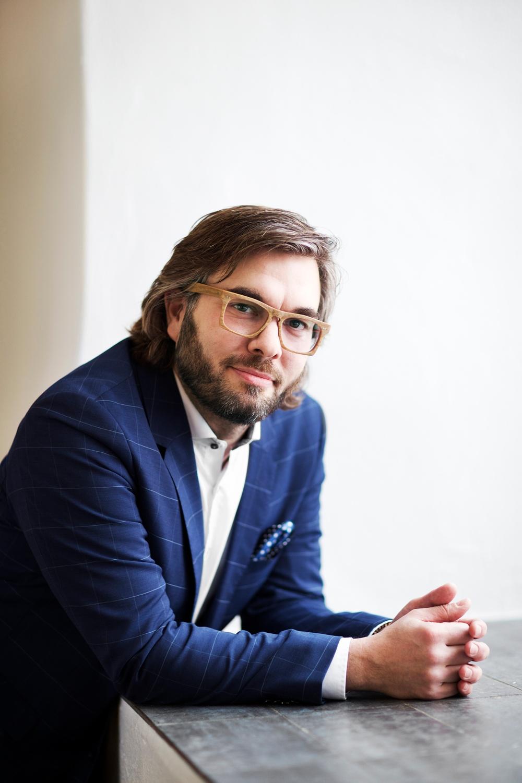 Daniel Wetterskog blir ny museichef för Upplandsmuseet. Foto: Jeanette Hägglund