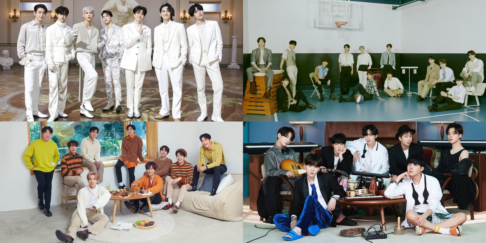 GOT7, SEVENTEEN, Super Junior, BTS, and more to perform at The Fact Music Awards 2020 in December