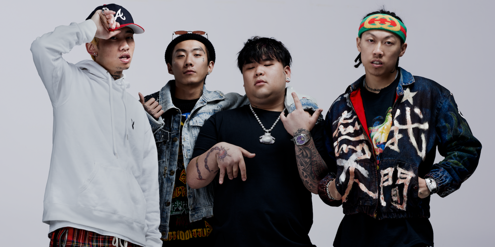 """Language barriers will always exist but music speaks louder than words"": An interview with Higher Brothers"