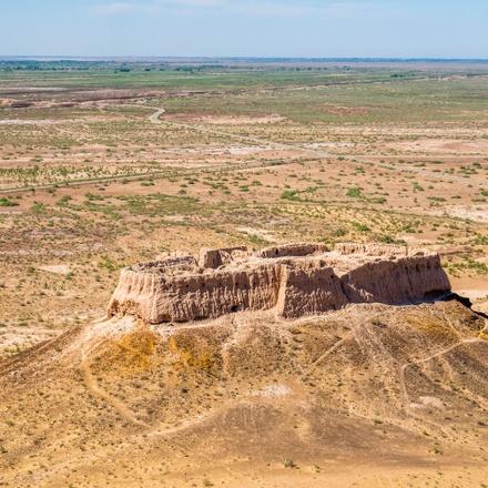Central Asia Silk Road Tour