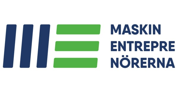 Maskinentreprenörerna logo
