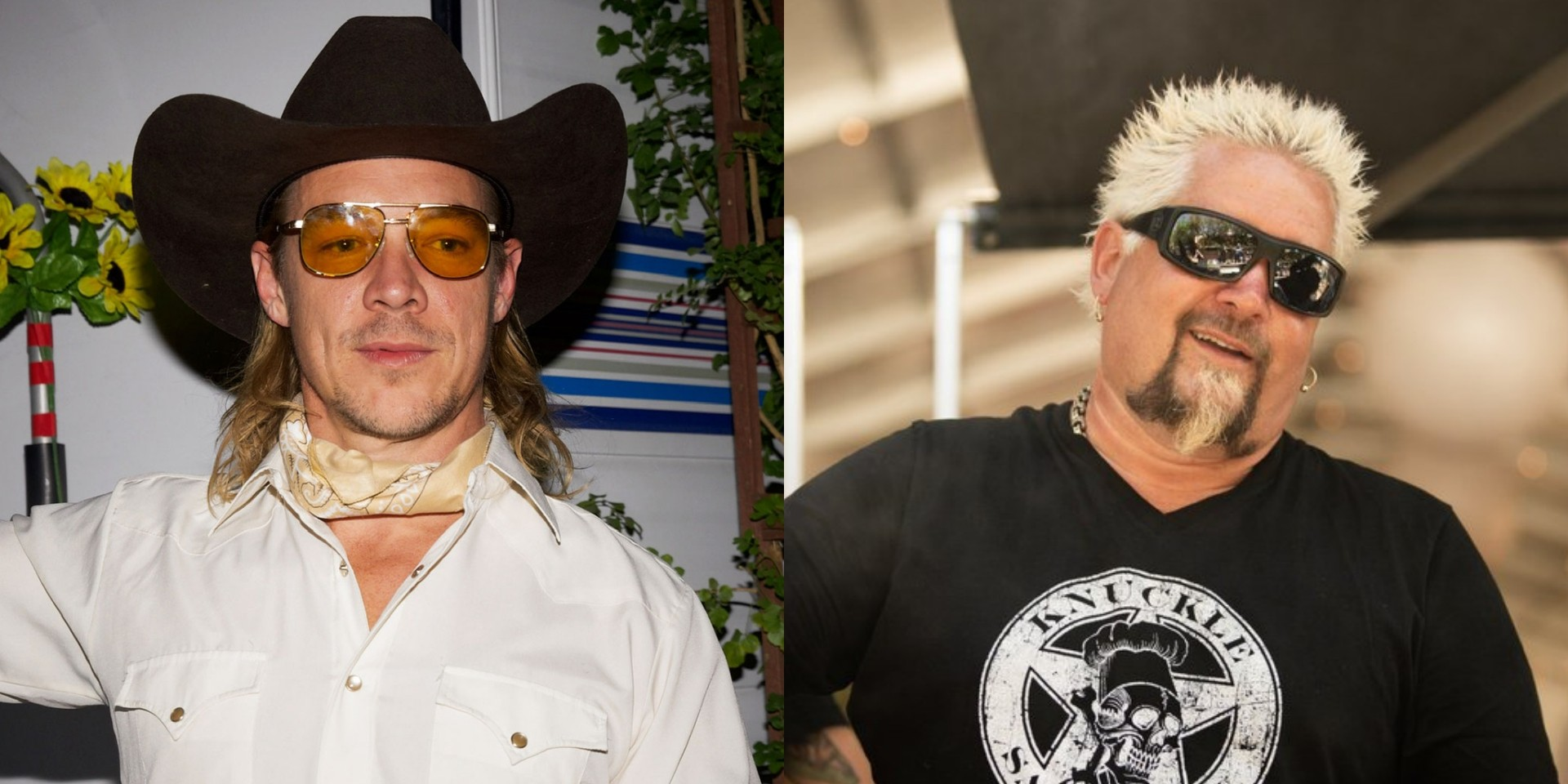 Guy Fieri, Billy Ray Cyrus, and Lil Nas X party in new Diplo music video, 'So Long ft. Cam' – watch