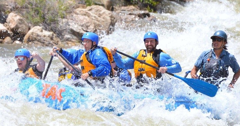 Numbers 3/4 Day - Rafting Photo 1 of 1