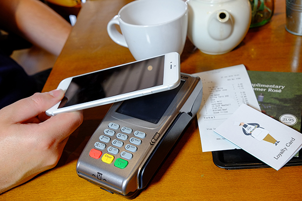 Zonal mobile payment and loyalty