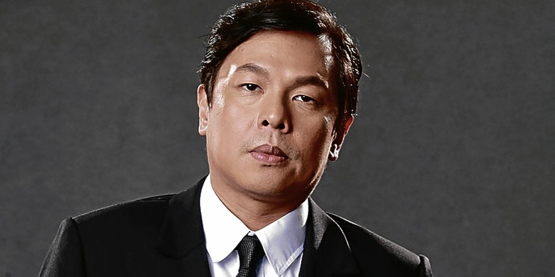 Jett Pangan to play Sweeney Todd in 40th anniversary production