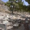 Grave Sites 6, Cemetery, Le Kef (El Kef, الكاف), Tunisia, Chrystie Sherman, 7/21/16