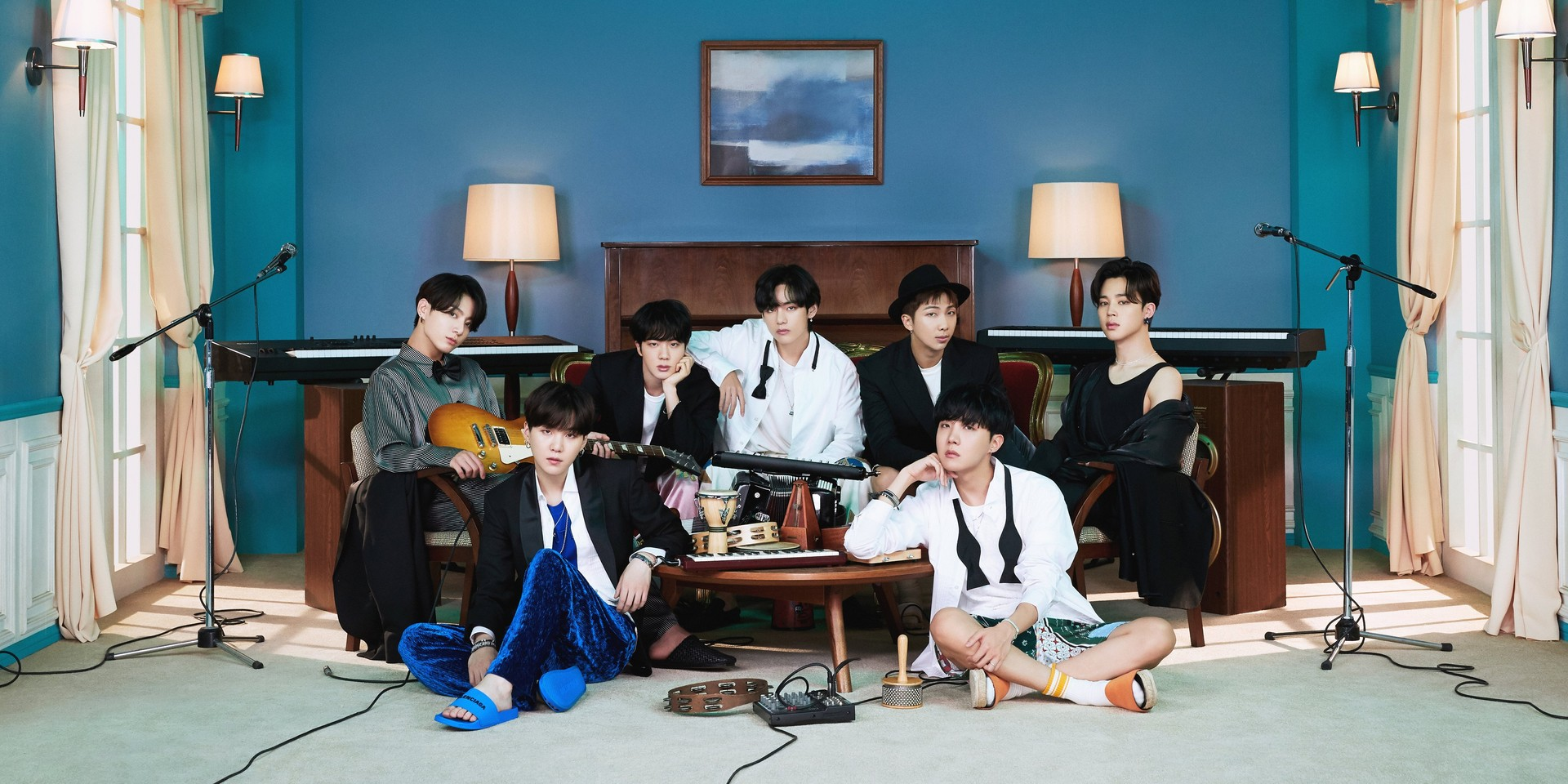 BTS' new album BE debuts at number 1 on the Billboard 200 albums chart