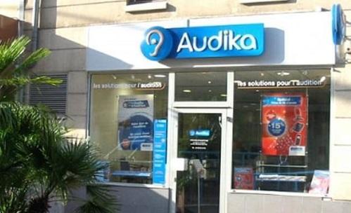 Photo du centre Audika de Cannes