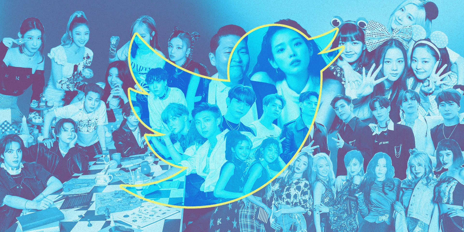 How the K-Pop community connects fans with the real side of their idols on Twitter