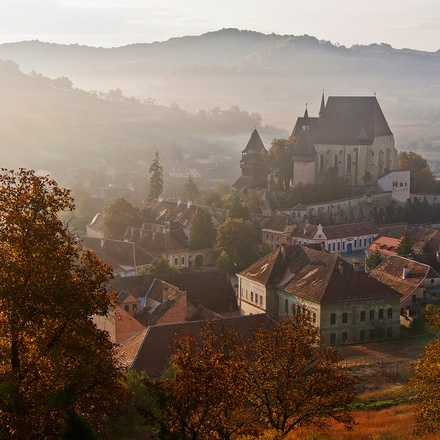 Transylvania Castle tour in four days from Bucharest -Private tour