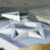 Tomb of Esther and Mordechai, Exterior, Roof, Digital Reconstruction (Hamadan, Iran, 2011)