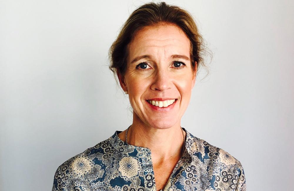 Ingela Sjölin, CEO of Phystec