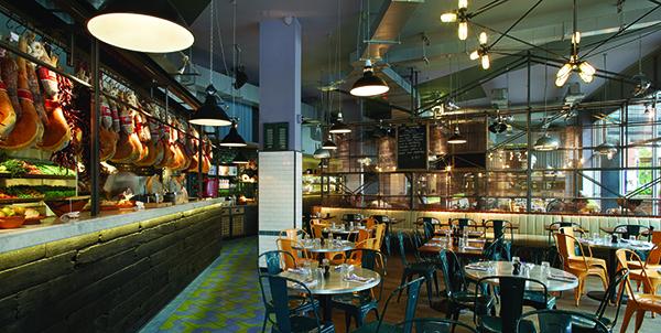 Jamie's Italian Portsmouth