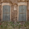 Tomb of Nahum, Courtyard, Shuttered Windows (al-Qosh, Iraq, 2012)