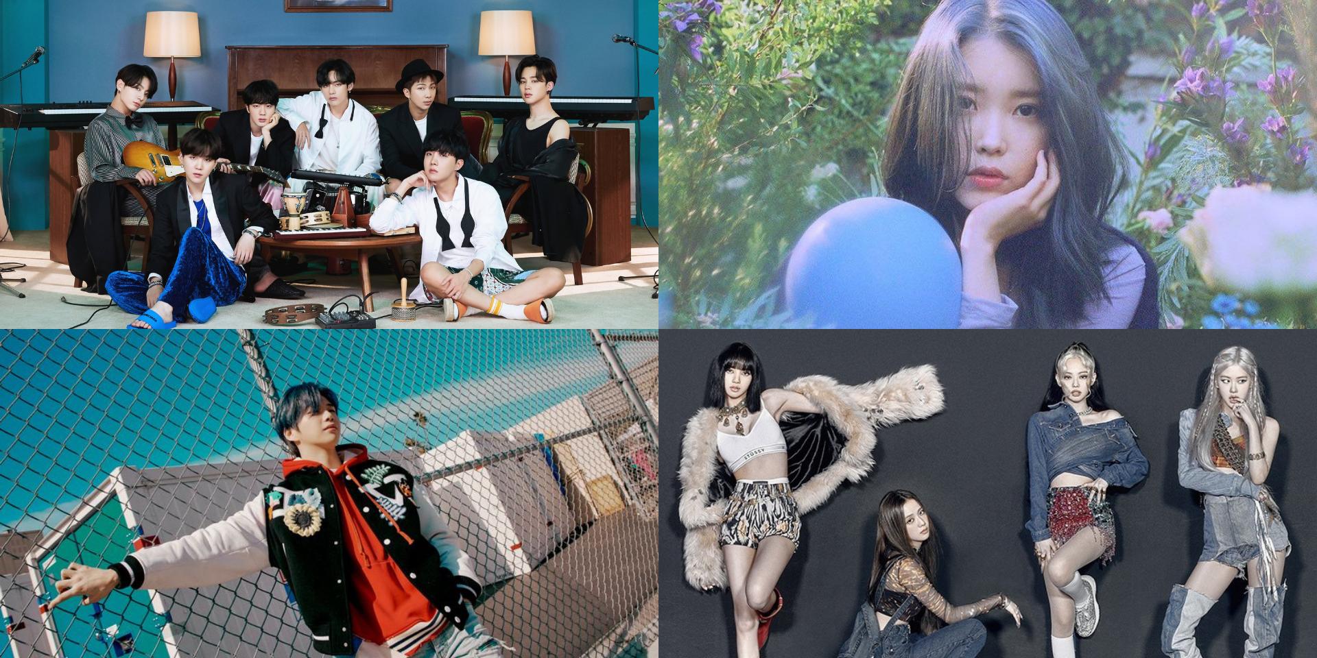 BLACKPINK, BTS, IU, Kang Daniel, and more win at the 2020 APAN Awards - see the list of Popularity Awards winners