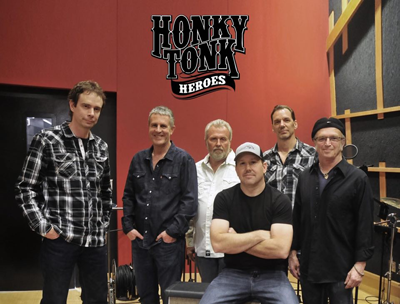 BT - Honky Tonk Heroes - August 8, 2020, doors 6:30pm