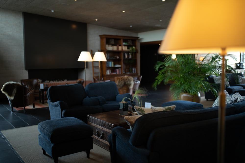 Lounge area Torekov Hotell