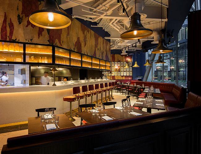 Hai Cenato, Nova development, London Victoria